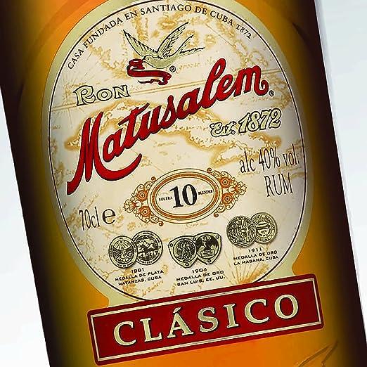 Ron Matusalem 10 Años - 700ml
