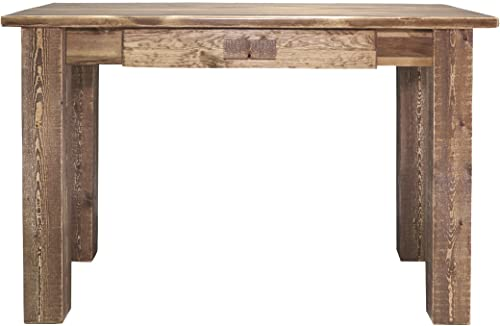 Montana Woodworks Homestead Collection Writing Desk - a good cheap home office desk