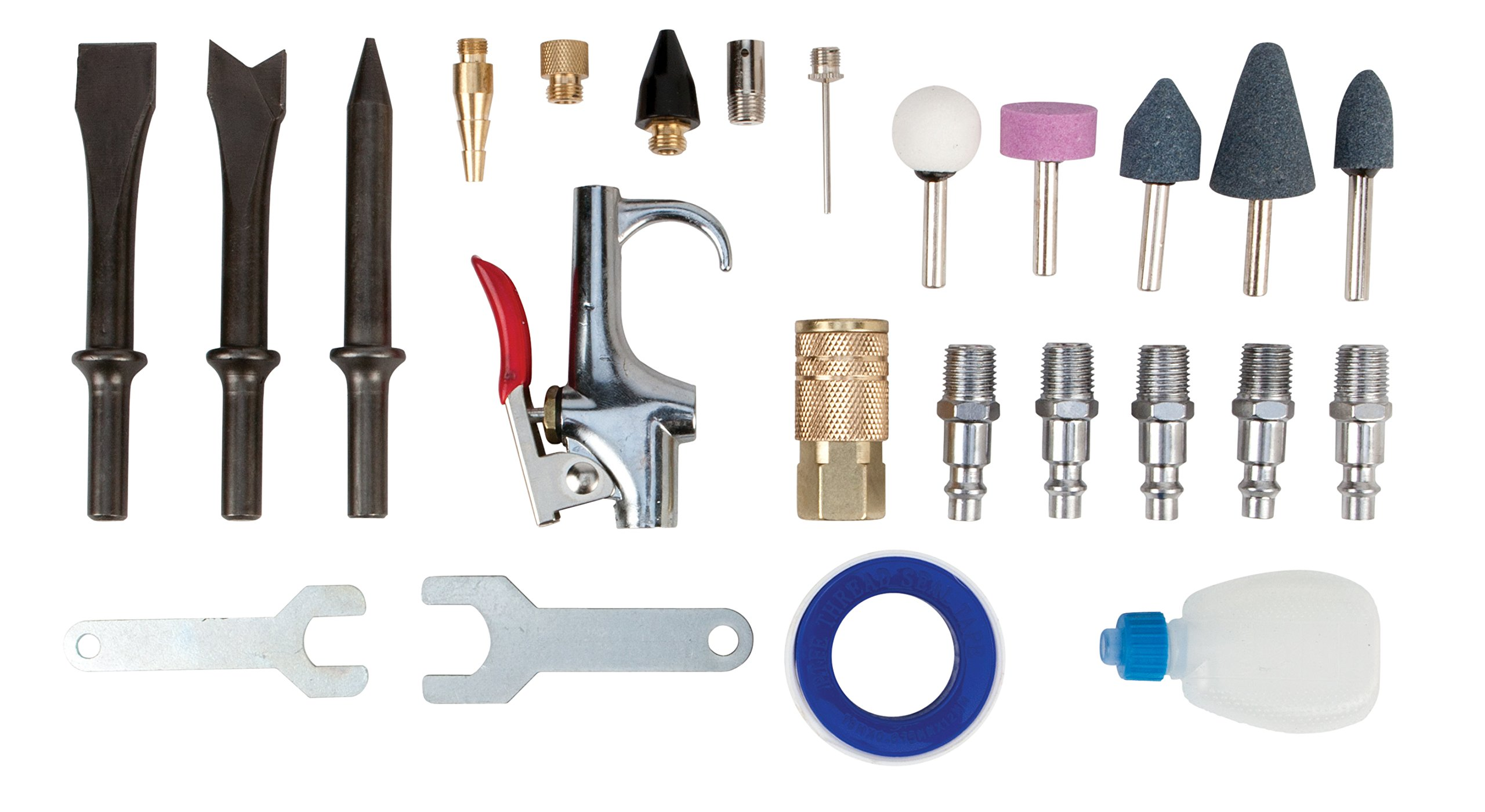 Performance Tool M670 Air Tool Kit, 41 Piece by Performance Tool (Image #3)