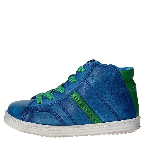 BIKKEMBERGS - Zapatillas para niño Azul azul claro: Amazon.es: Zapatos y complementos