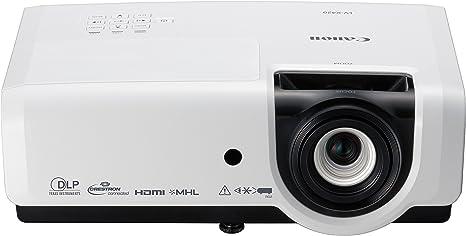 Canon LV-X420 - Proyector portátil (resolución XGA de 1024 x 768 ...
