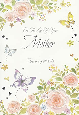 On the loss of your mother sympathy card amazon kitchen on the loss of your mother sympathy card altavistaventures Gallery