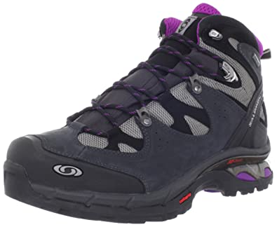 8bb0aac44893 Salomon Women  s Comet 3D GTX High Rise Hiking Boots  Amazon.co.uk ...
