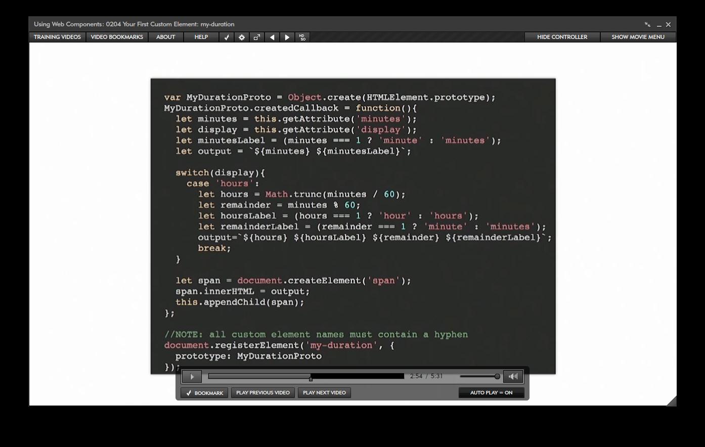 Amazon com: Using Web Components [Online Code]: Software