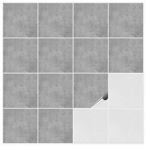 Carrelage mural - Autocollant carrelage salle de bain ...