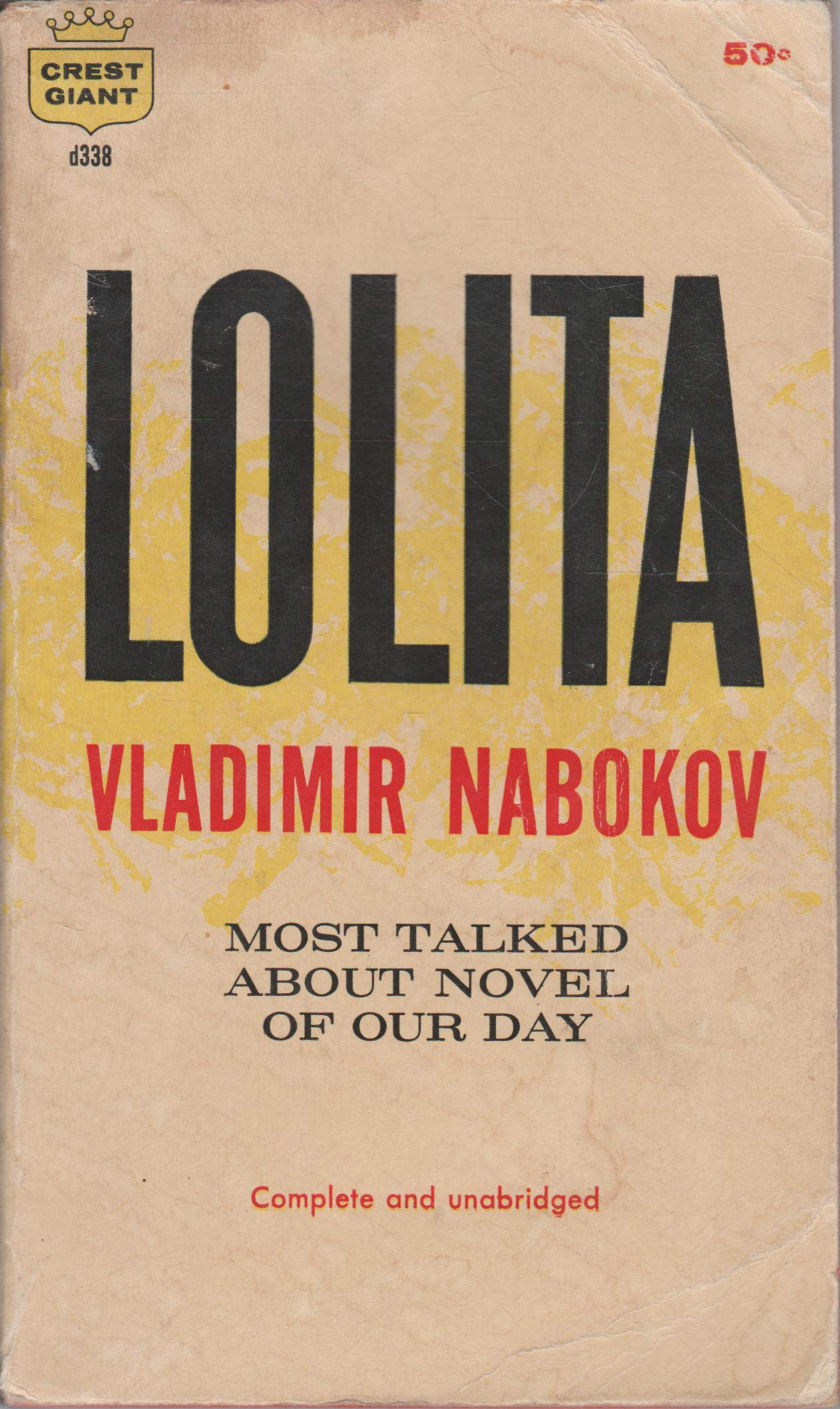 Lolita: Nabokov, Vladimir: Amazon.com: Books