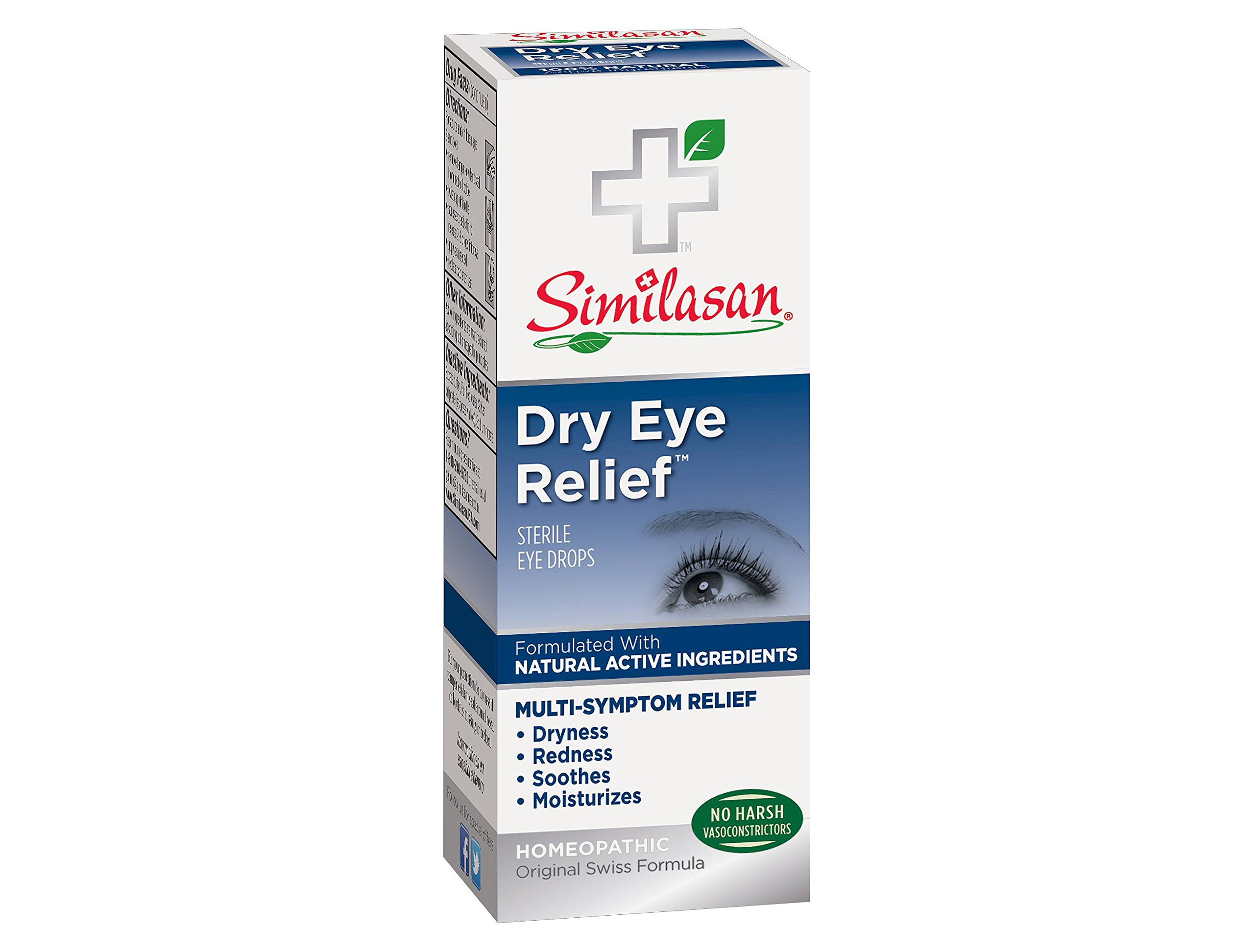 Similasan Dry Eye Relief Eye Drops, Speciial 6 Paack ( 0.33 Ounce each )