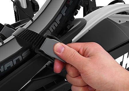 Thule VeloCompact 2 7-pin, Portabicicletas compacto y ligero para ...