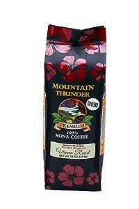 Mountain Thunder 100% Kona Coffee Private Reserve