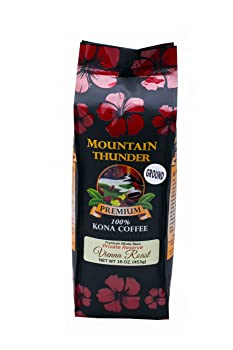 Mountain Thunder 100% Kona Coffee