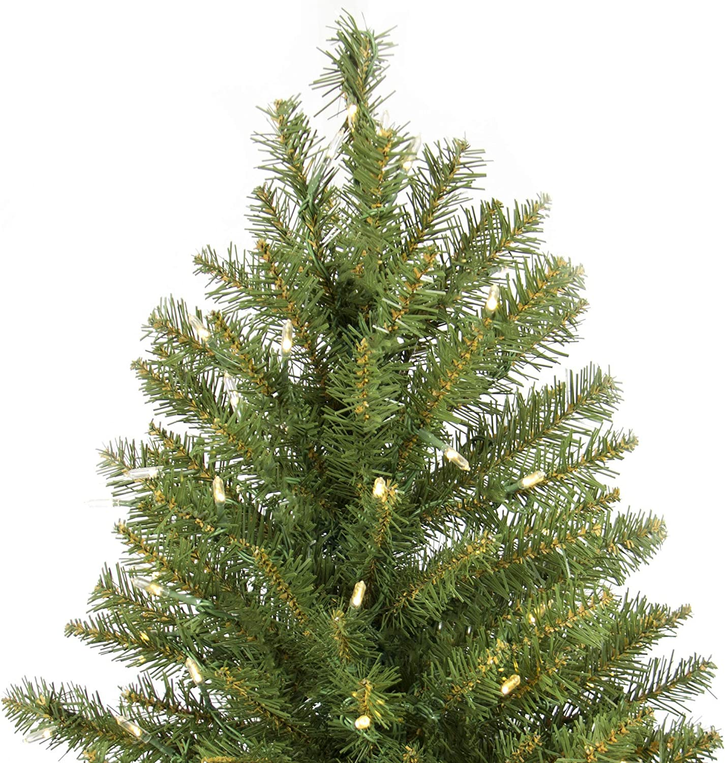 Green Best Choice Products 7 5ft Pre Lit Hinged Douglas Full Fir Artificial Christmas Tree Holiday Decoration W 2 254 Branch Tips Foldable Metal Stand 700 Warm White Lights Easy Assembly Trees