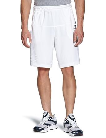 adidas - Pantalones de pádel para Hombre, tamaño M, Color Blanco ...