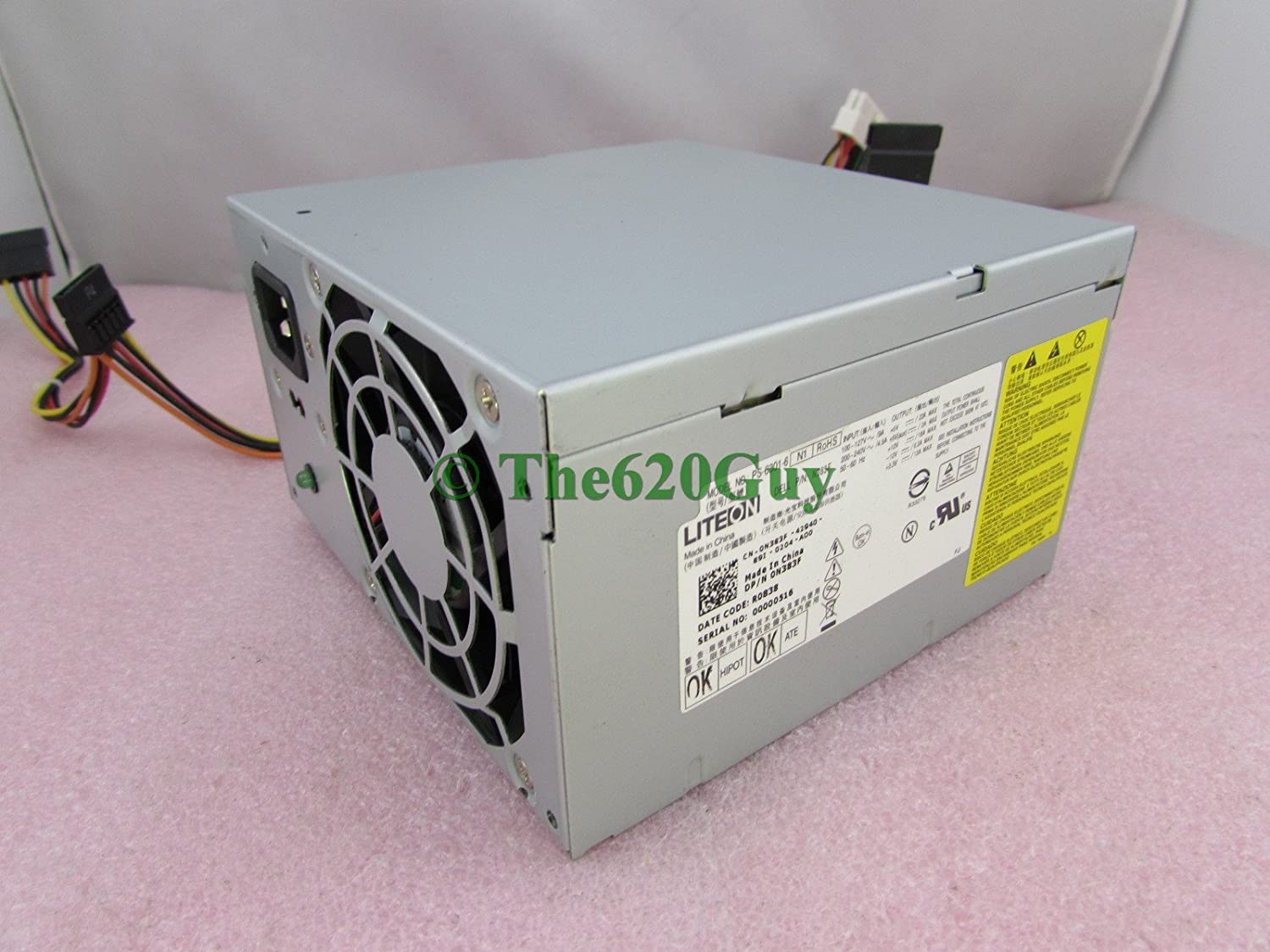 Genuine Dell Vostro 200 Inspiron 540 300W Power Supply N383F LiteOn PS-6301-6