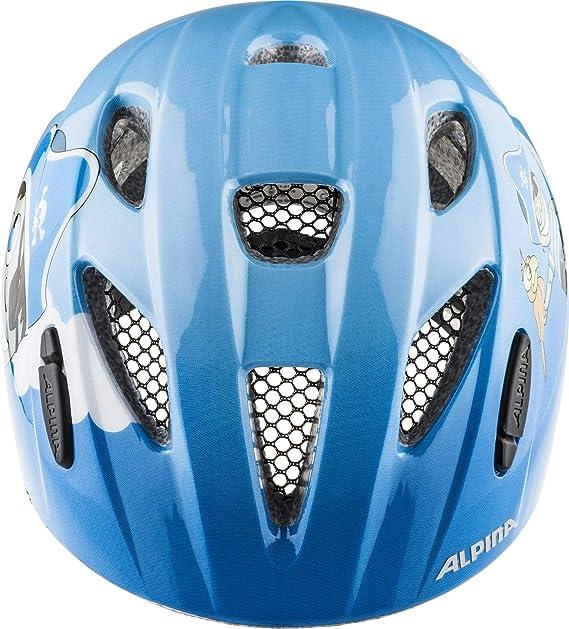 Alpina casco moto per bambini Ximo  Amazon.it  Sport e tempo libero 3260b0cb72b0