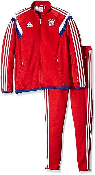 adidas Trainingsanzug FC Bayern Training Suit für Youth - Chándal ...