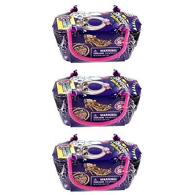 Shopkins Fashion Spree Blind Baskets Bundle Set of 3 Baskets with 6 Shopkins: Toys & Games