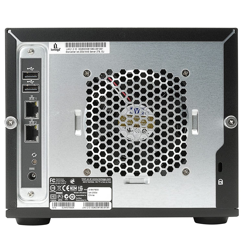 iomega storcenter ix4 200d alternative firmware
