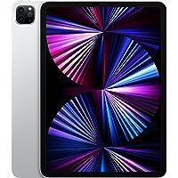 2021 Apple iPad Pro (de 11 Pulgadas, con Wi-Fi + Cellular, 128 GB) - Plata (3.ª generación)