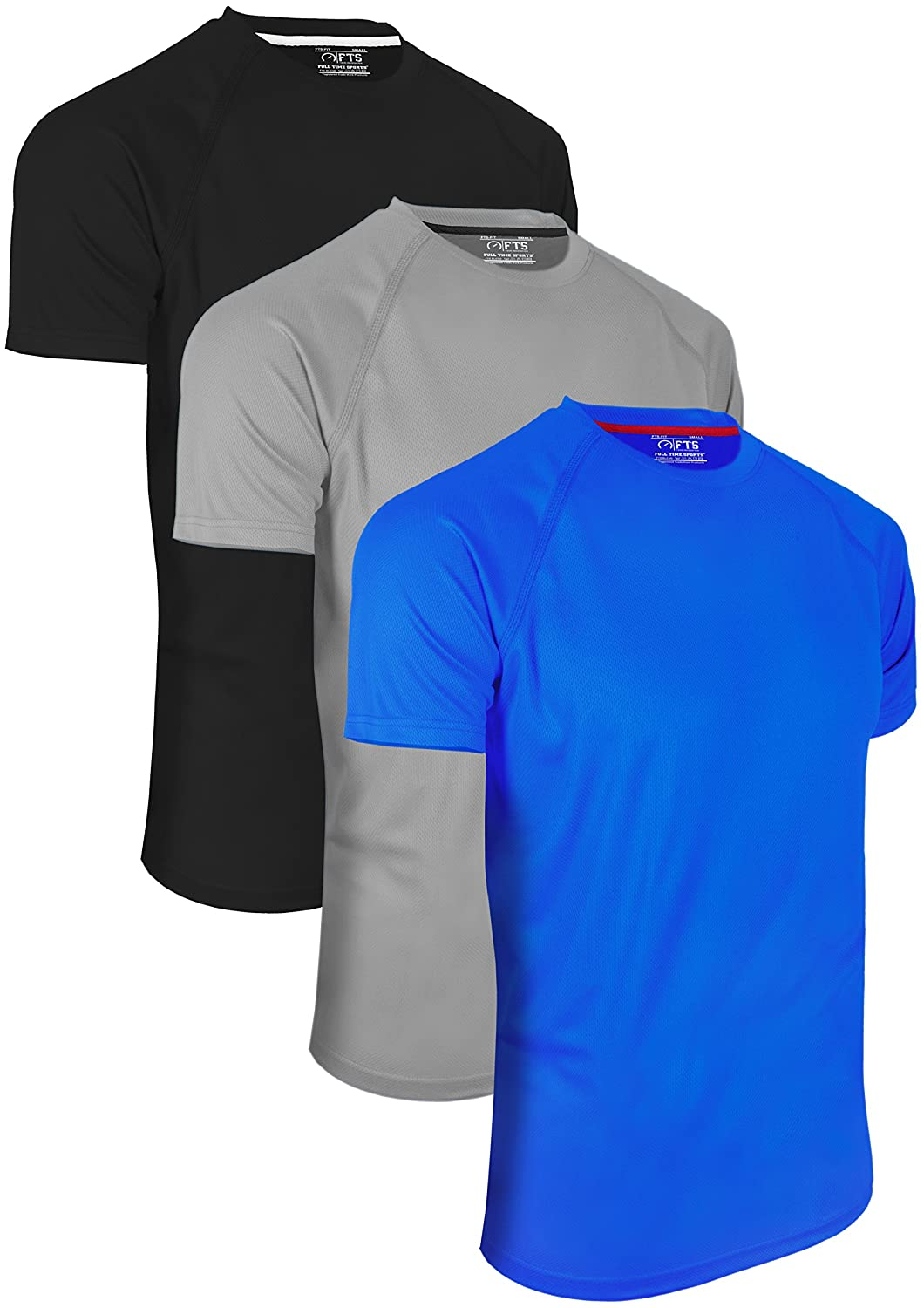 Full Time Sports® Sports® Sports® Tech 3 4 6 Pack Assorted Langarm-, Kurzarm Casual Top Multi Pack Rundhals T-Shirts B07CRKGGQV T-Shirts Großer Verkauf 27a18a