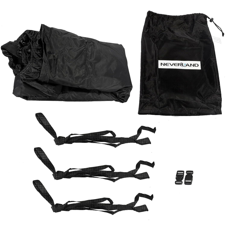 NOVSIGHT XL ATV Quad Cover 190T 220 *98 *106cm Phosphorescent Winterproof Dustproof Rain Protection