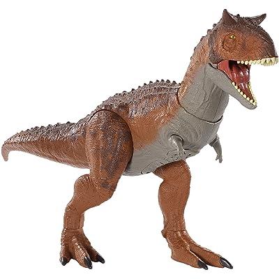 Jurassic World Control 'N Conquer Carnotaurus Dinosaur Figure: Toys & Games