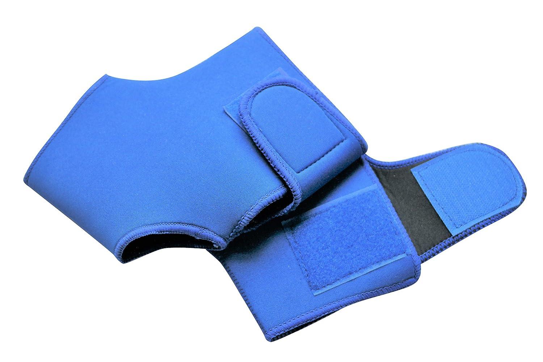 Tobillera de pie, tobillera,–Tobillera–Tobillera transpirable Ajustable para tobillo apoyo para artritis, esguinces y Sport 2unidades) GUTEINTE