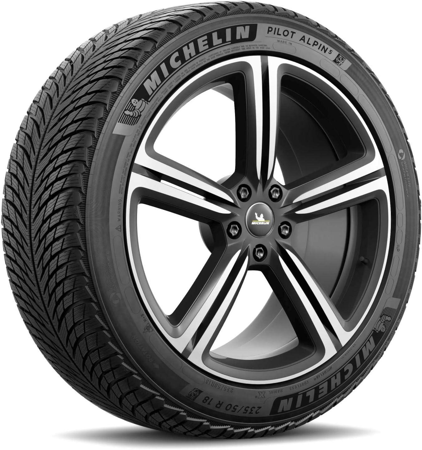 Michelin Pilot Alpin 5 Xl Fsl M S 235 50r18 101v Winterreifen Auto