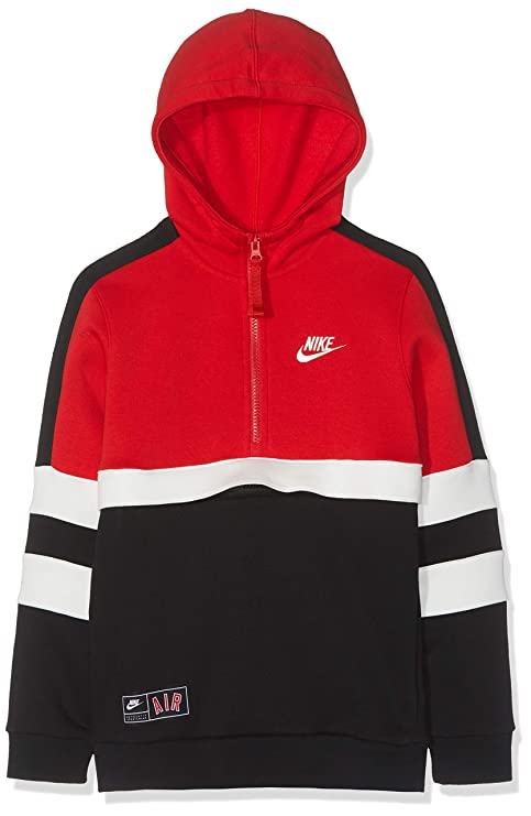 meilleur service 13d4e 7ed23 Nike Full Zip Hoodie NSW Air Sweat à Capuche Mixte Enfant ...