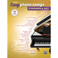 Alfred's Easy Piano Songs -- Standards & Jazz: