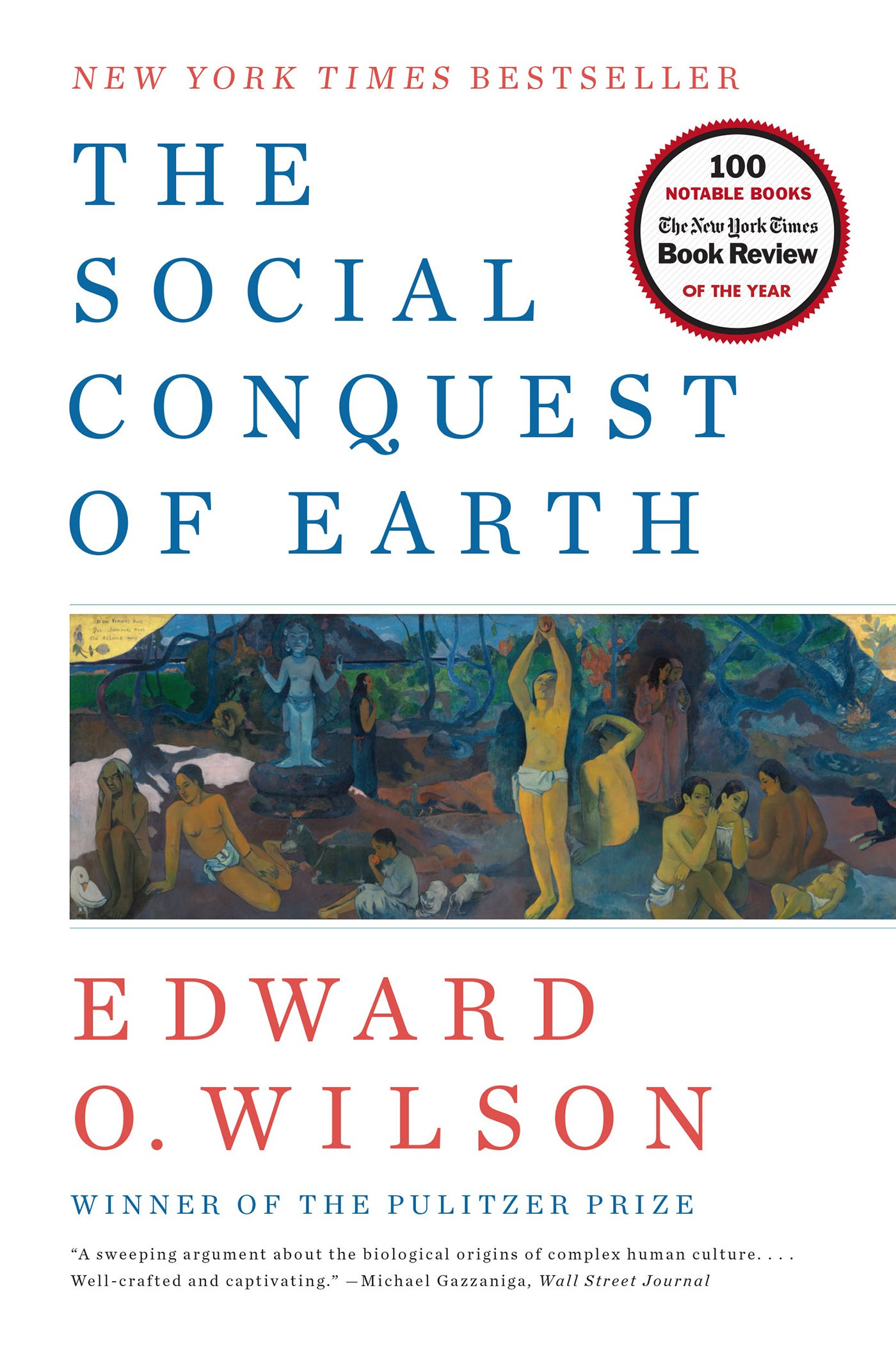 The Social Conquest Of Earth  English Edition
