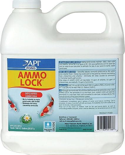 Amazon com : Discount Pond Supplies Ammo Lock 64 oz : Pet Supplies