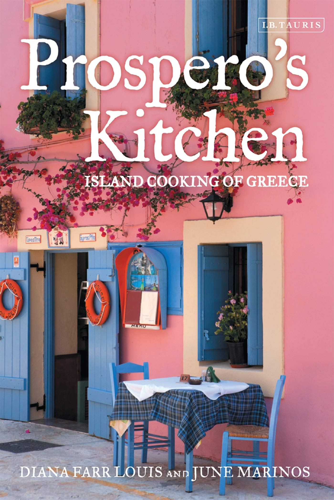 Prospero's Kitchen  Island Cooking Of Greece