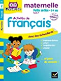 Chouette - Francais Petite Section 3-4 ans (French Edition)