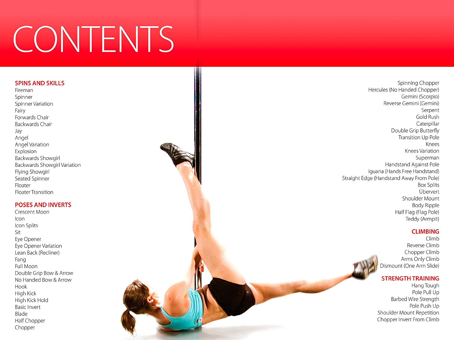 9e1be195e4f8f Pole Exercise DVD 1 - The Ultimate Pole Dancing Workout - Beginners to  Advanced  Amazon.co.uk  DVD   Blu-ray