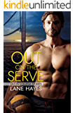 Out on the Serve (Out in College Book 7)