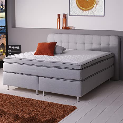 Cama con somier cama doble Hotel cama 180 x 200 cm con ...