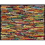 White Mountain Puzzles Pencil Collage