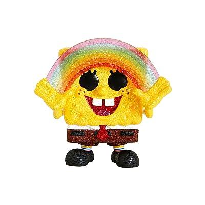 Funko POP! Diamond Collection Spongebob Squarpants #558 Exclusive: Toys & Games