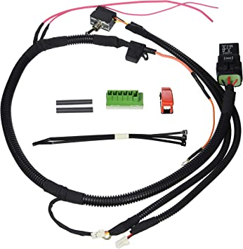 [DVZP_7254]   Amazon.com: Mopar 68321424AB Jeep Cherokee Flat Tow Wiring Harness:  Automotive | Cherokee Wiring Harness |  | Amazon.com