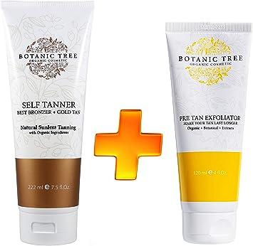 organic self tanner