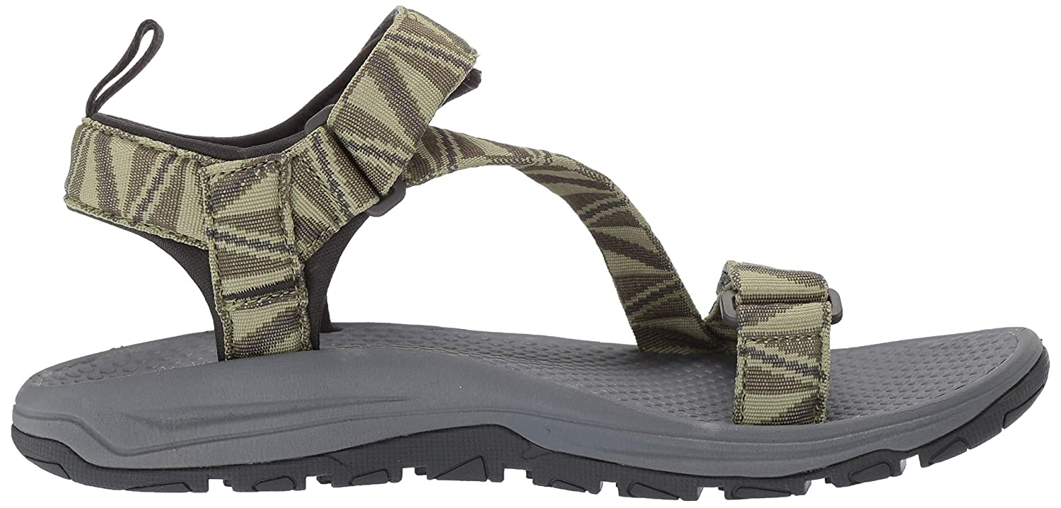 Columbia Columbia Columbia Herren Wave Train Sport Sandalen Grün (Cool Moss, Bright Copper 338) 46 EU 49439a