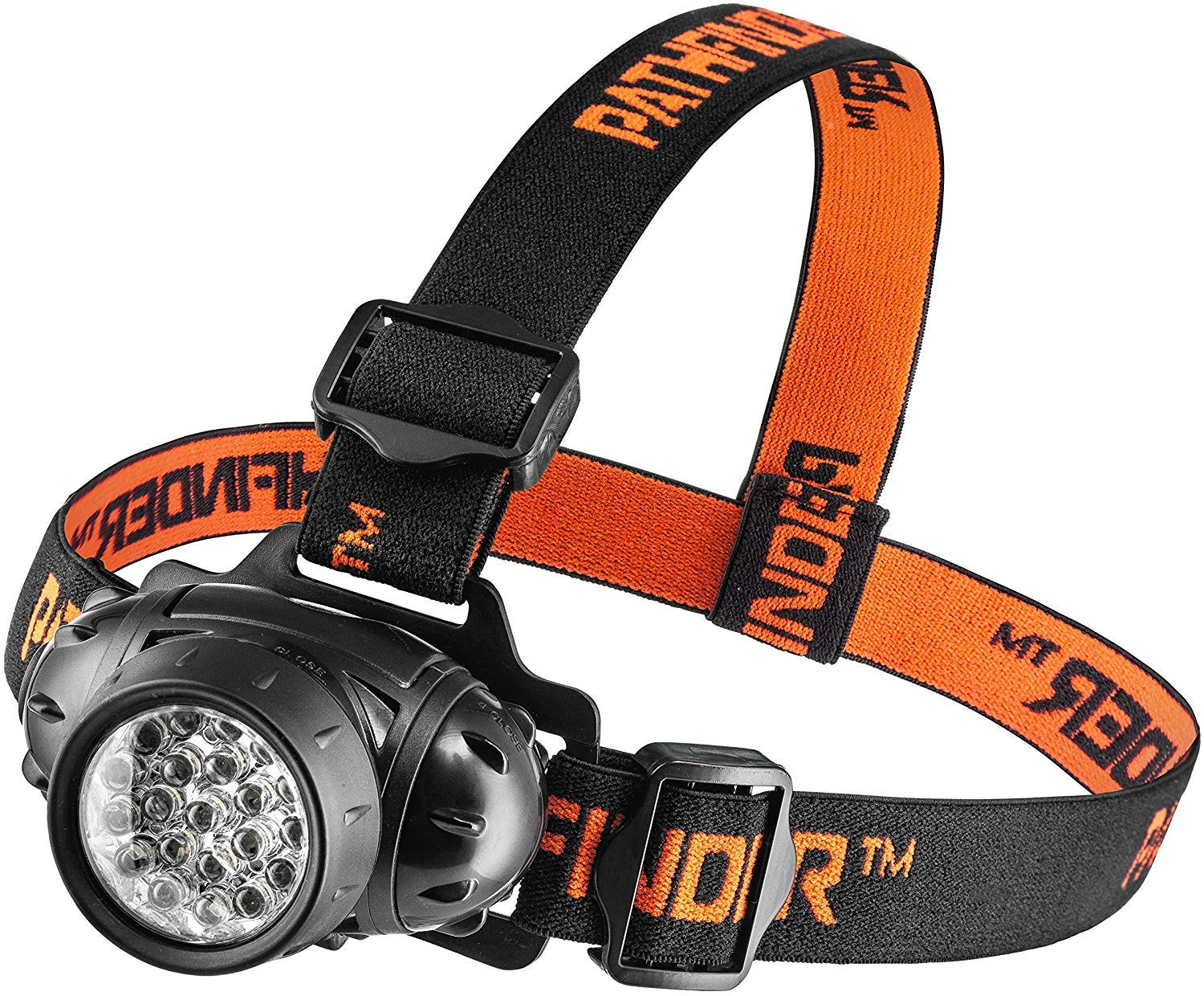 PATHFINDER-21-LED-Headlamp-Headlight-Head-Torch-Lightweight-Comfortable-and