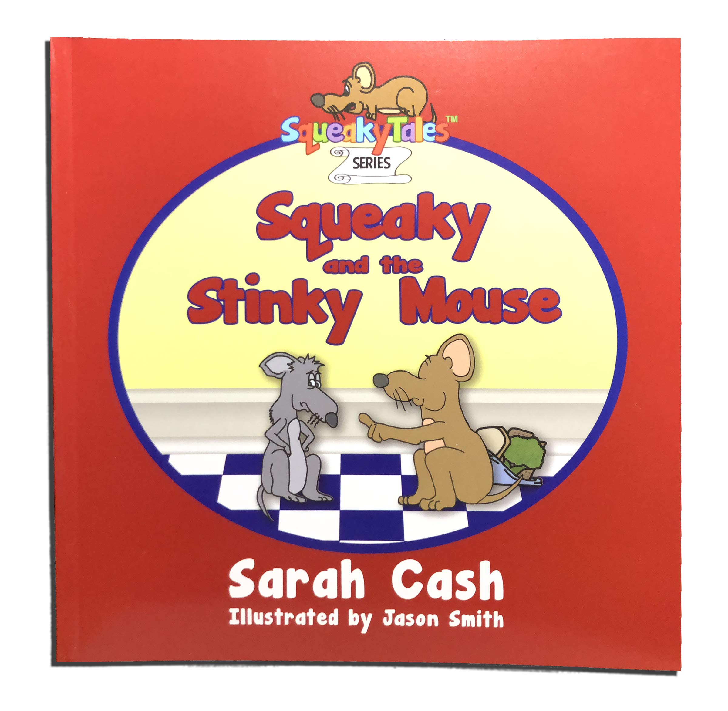 Download Squeaky and the Stinky Mouse pdf