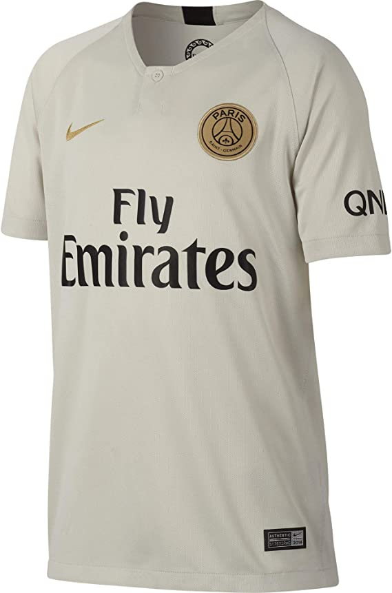 Nike 847408-720 Paris Saint Germain 2017-18 - Camiseta para Niños ...
