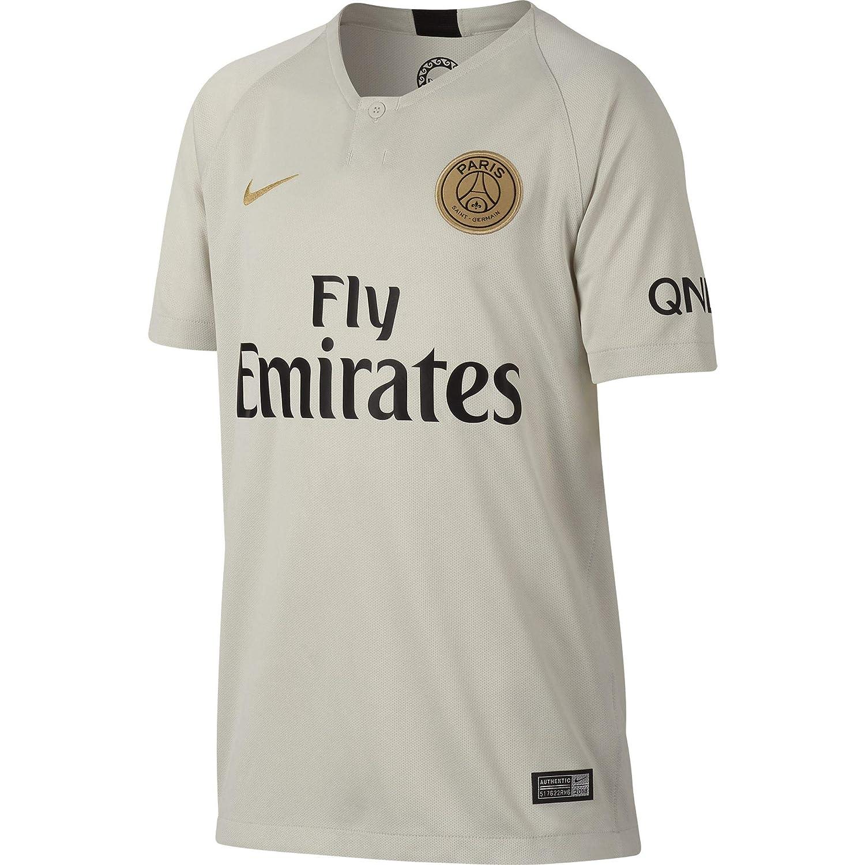 competitive price 369a2 b9744 Amazon.com: NIKE 2018-2019 PSG Away Shirt (Kids): Clothing
