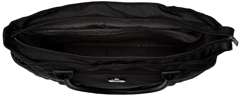 DELSEY Paris Delsey Luggage Montmartre Journe Womens Laptop Tote  Black  One Size Inc 40231019000
