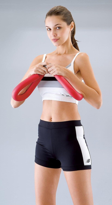 Body Sculpture BA105 - Cinturón de tonificación para fitness, color rojo: Amazon.es: Deportes y aire libre