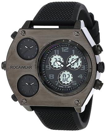 Amazoncom Rocawear Mens Rm0109b1 214 Stylish Bracelet Enamel