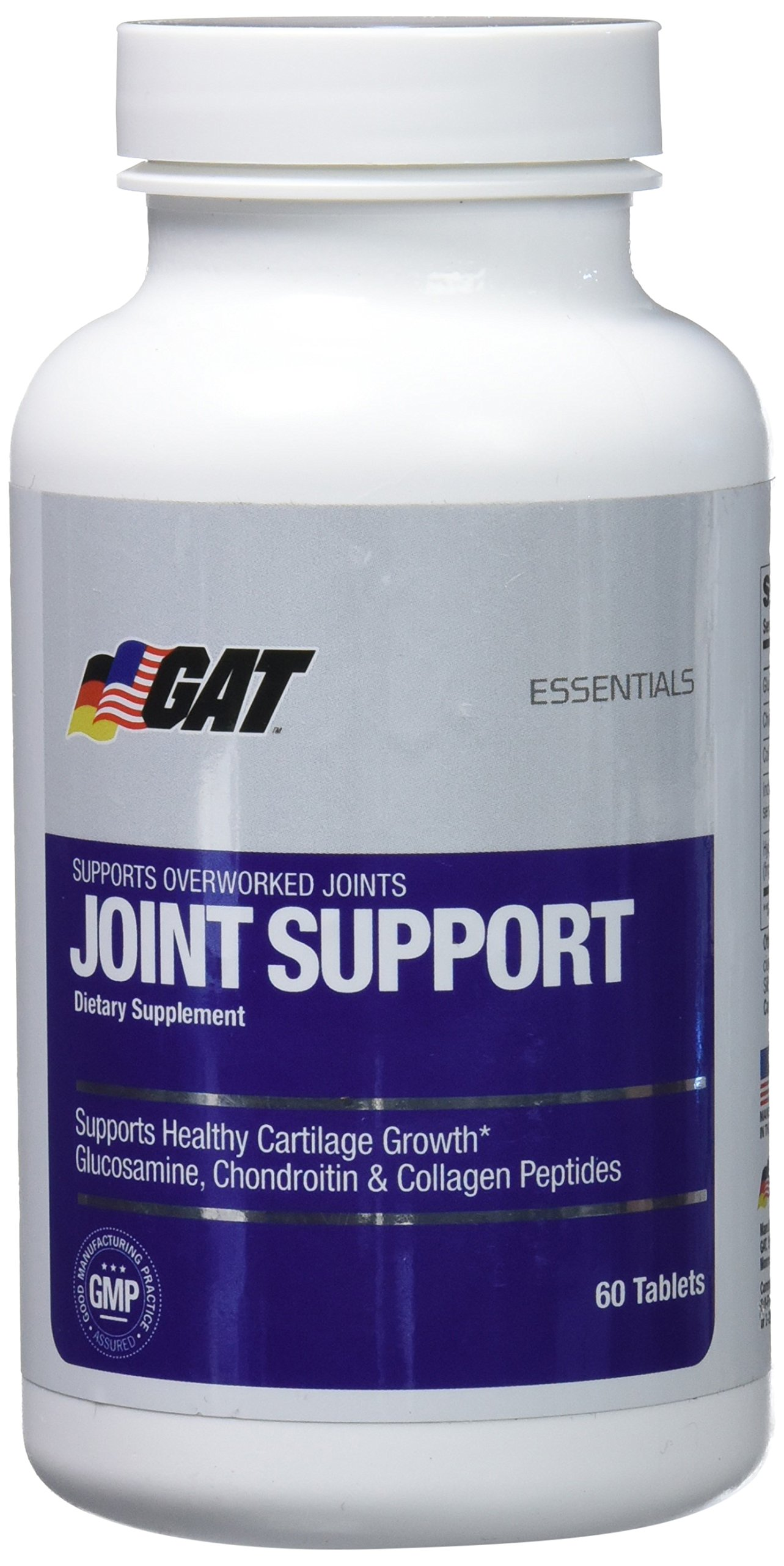 GAT Joint Support Tablets, 60 Count