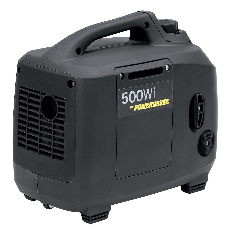 Powerhouse 500Wi 450 Running Watts 500 Starting Watts Gas